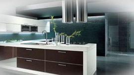 Mutfak tadilat dekorasyon işlemi